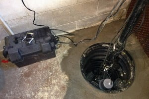 Sump Pump Install in Toronto