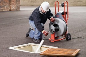 Drain Jetting. Drain Cleaning Service