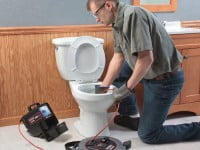 Plumbing Video Camera Inspection - Drain and Sewer Inspection